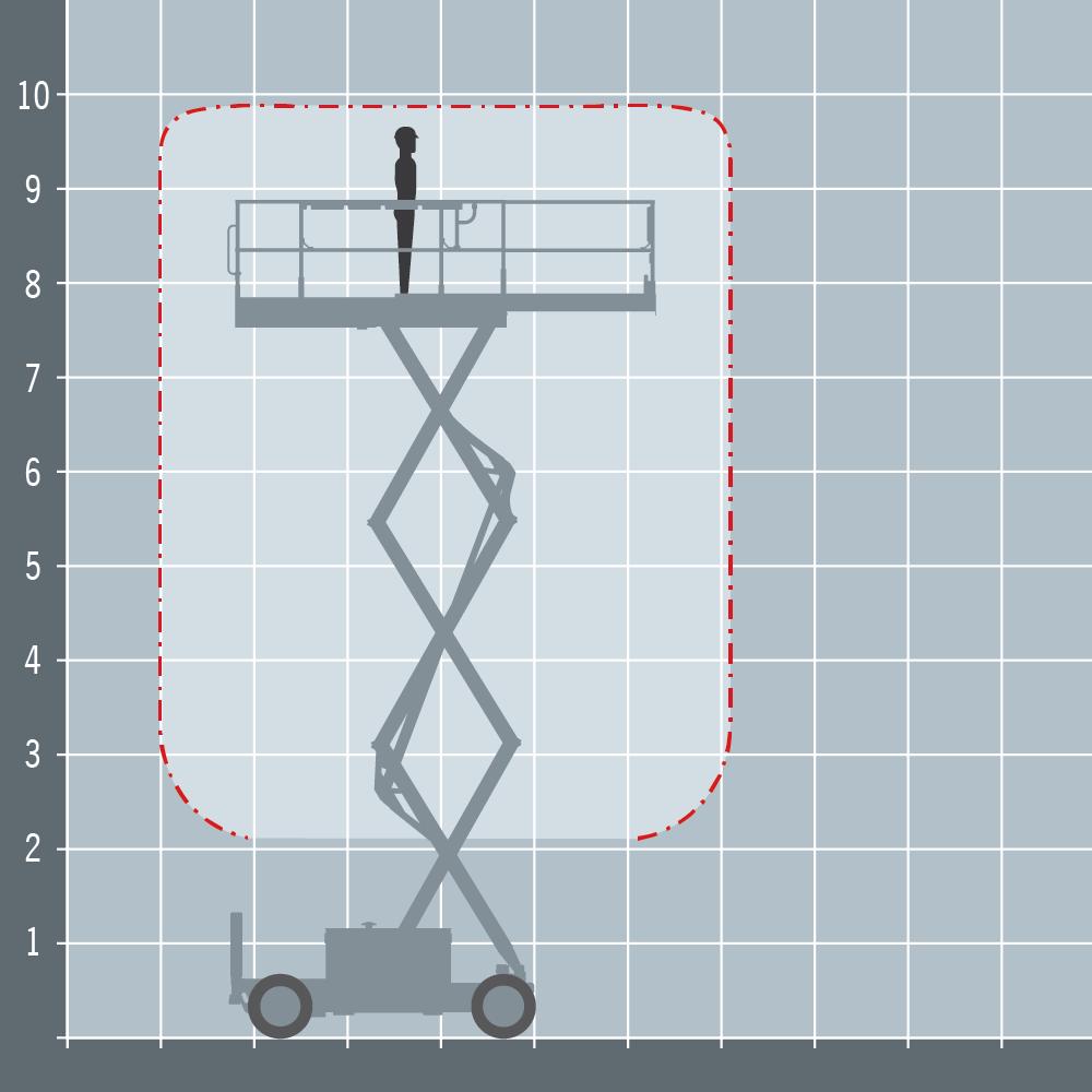 Skyjack SJ6826 RT diagram