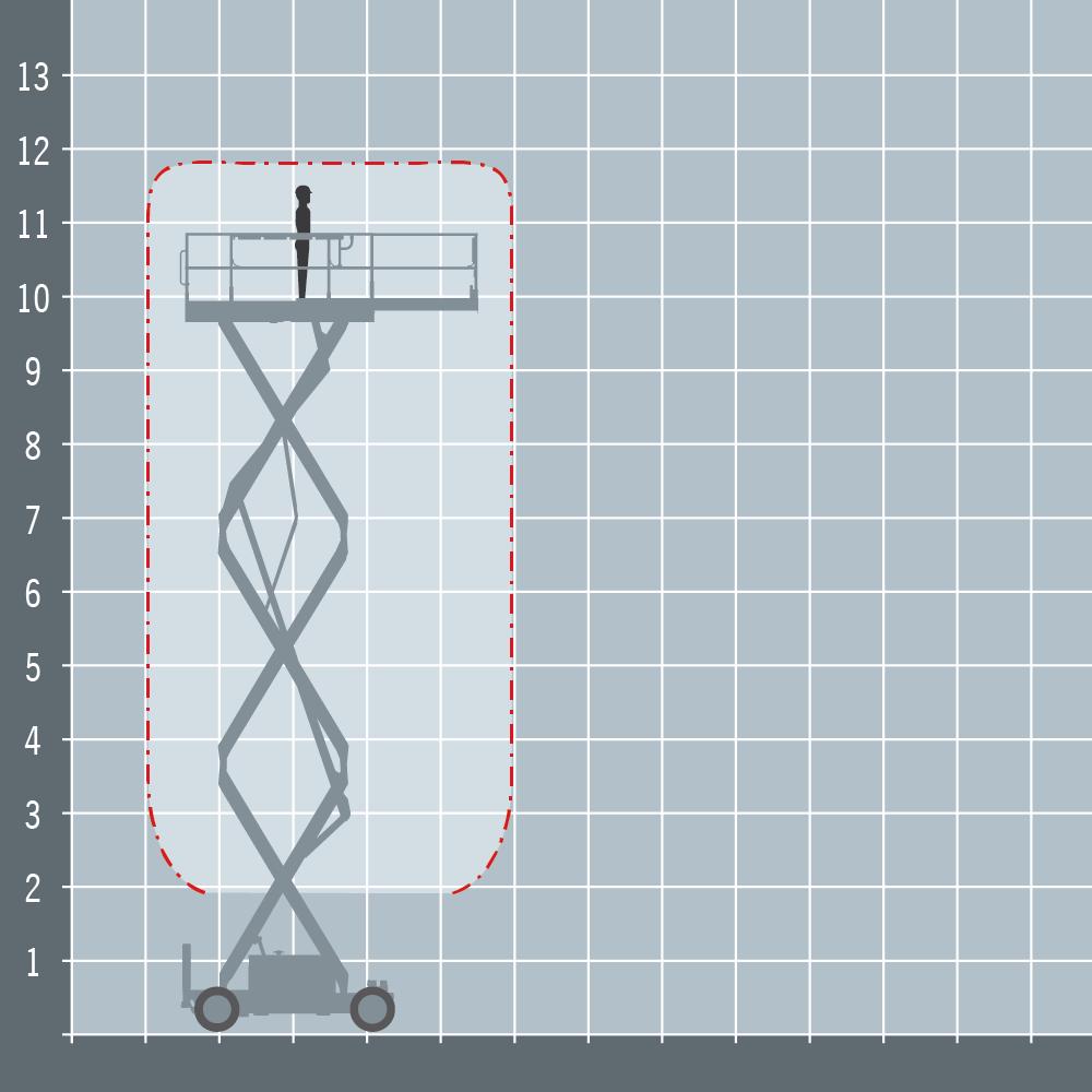 Skyjack SJ6832 RT diagram