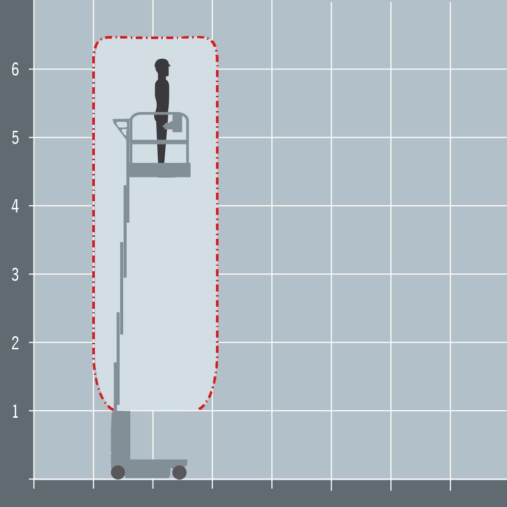 Genie GR15 Runabout diagram