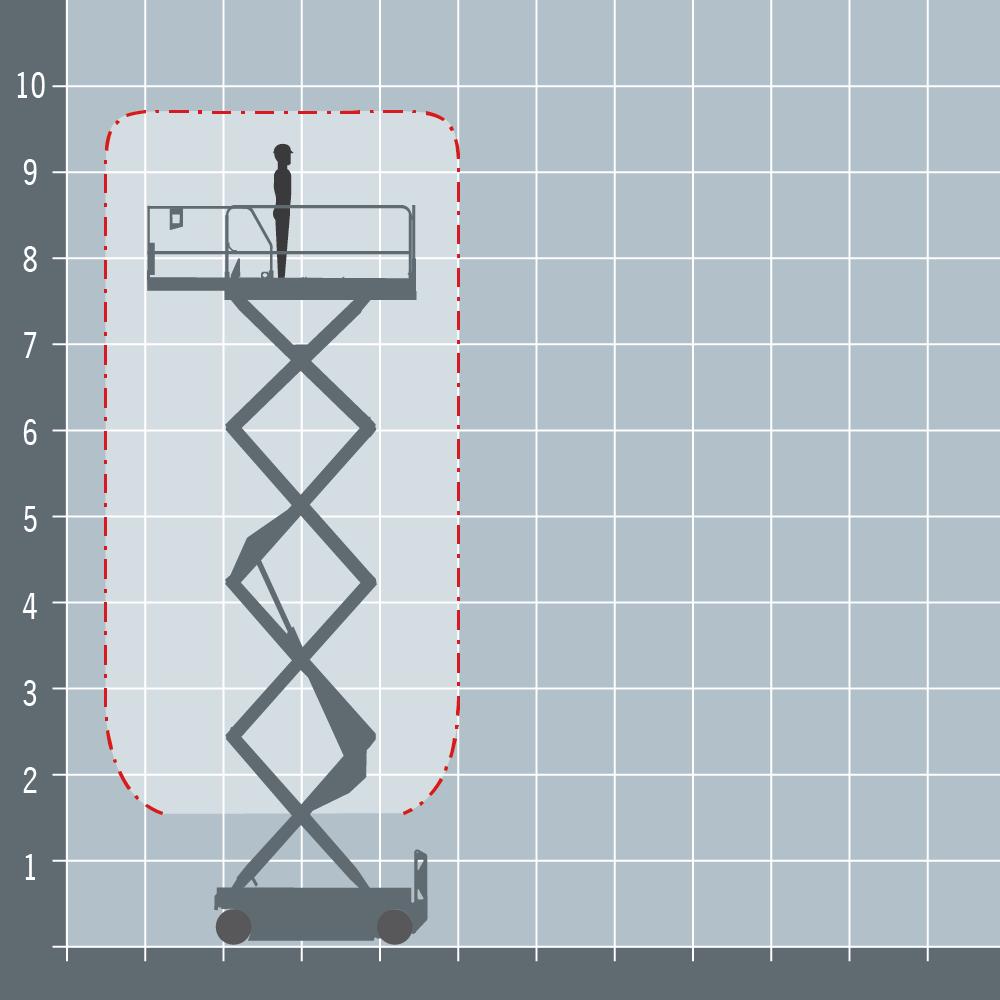 Genie GS2632 diagram