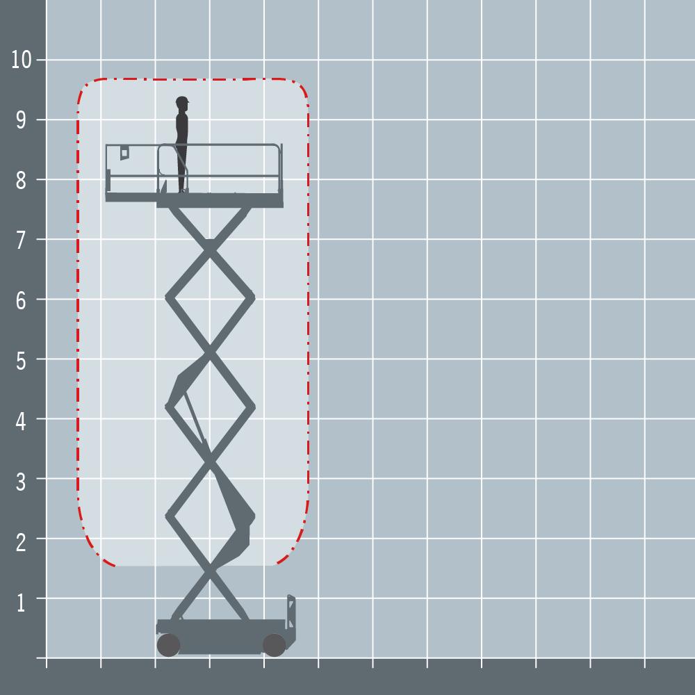 Genie GS2646 diagram
