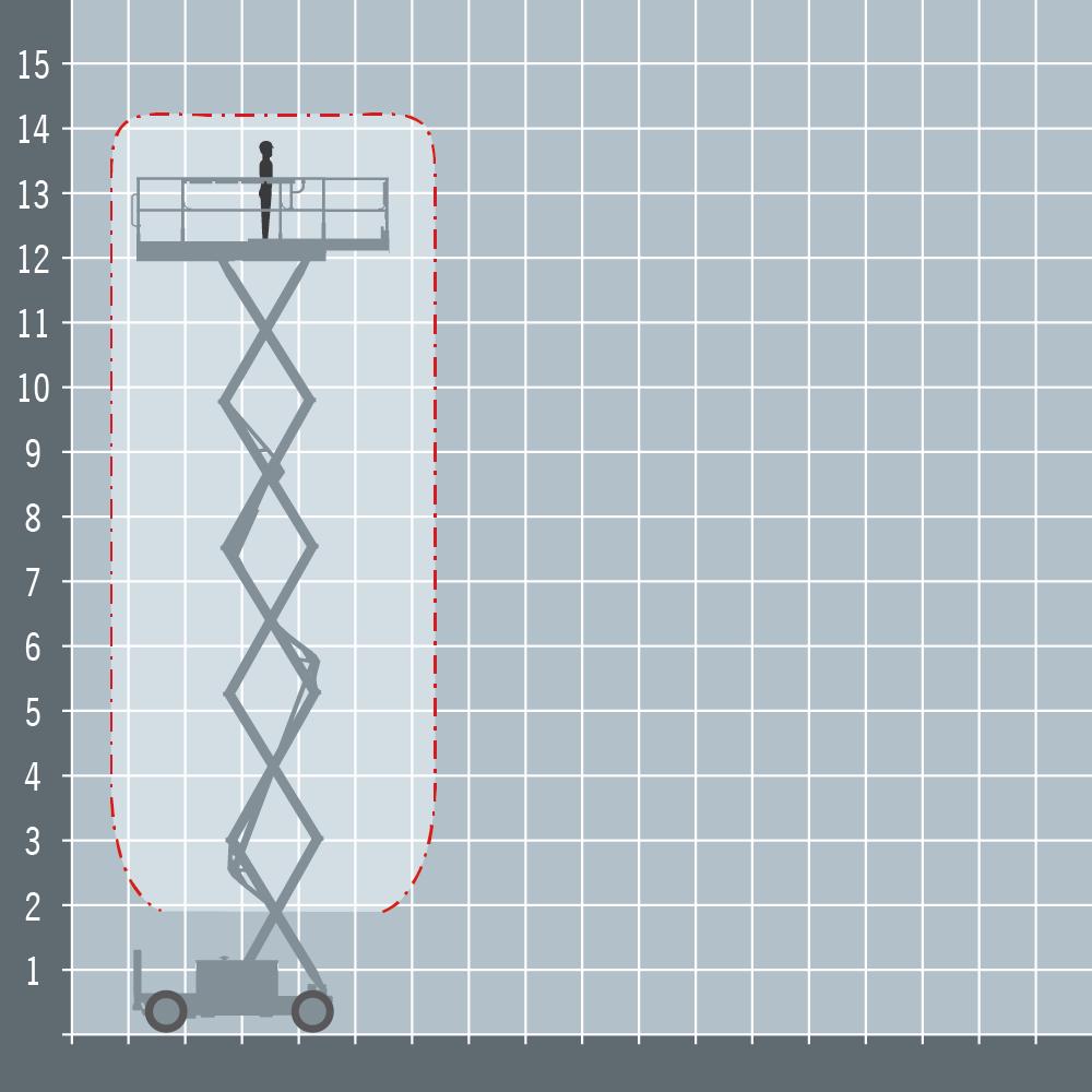 Genie GS4069E diagram