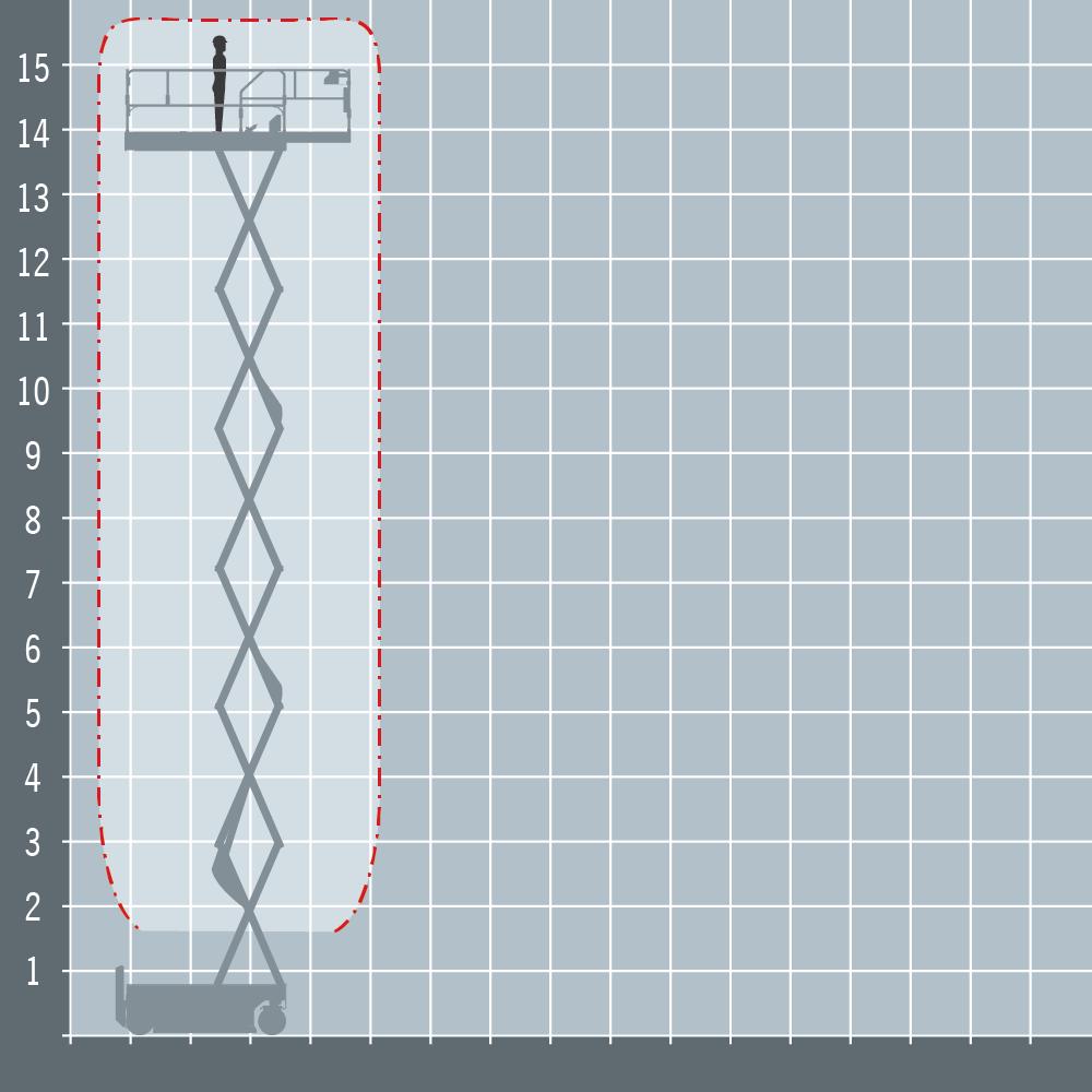 JCB S4550E diagram