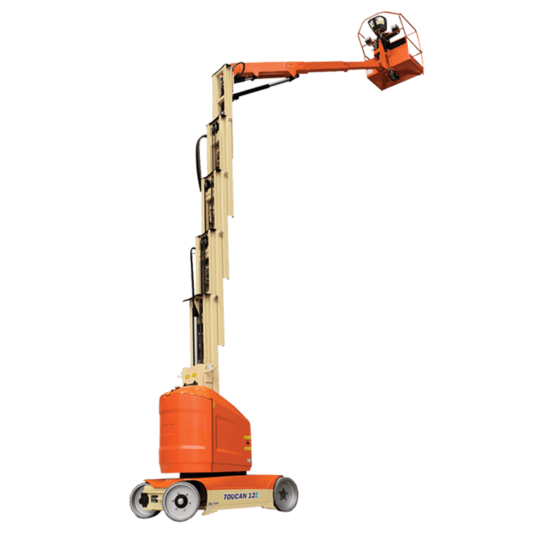 JLG Toucan 12E Plus machine image