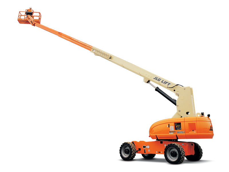 JLG 860SJ machine image