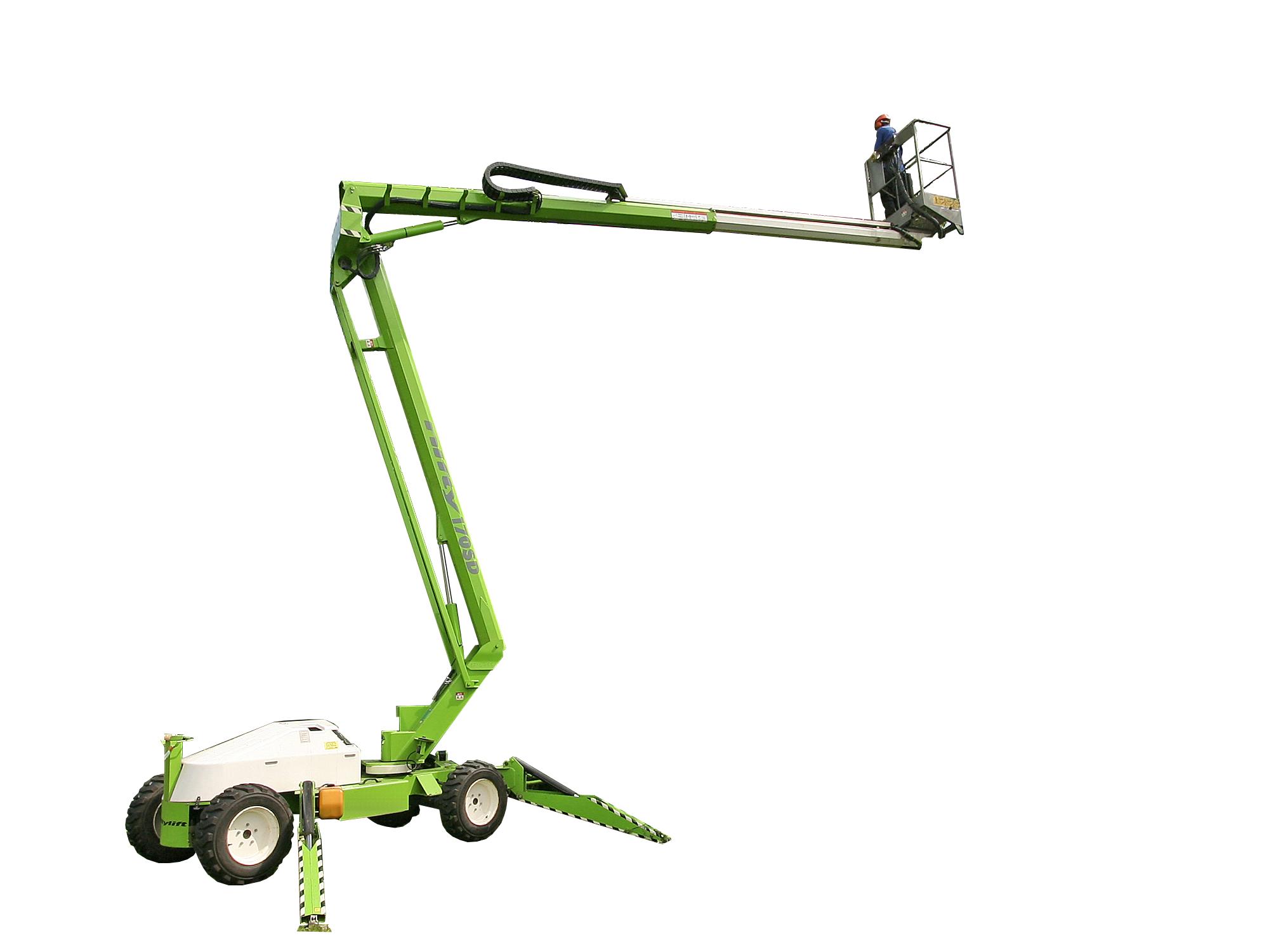 Niftylift SD170 machine image